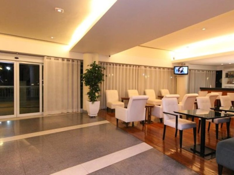 Promenade Paradiso All Suites Lounge/Empfang