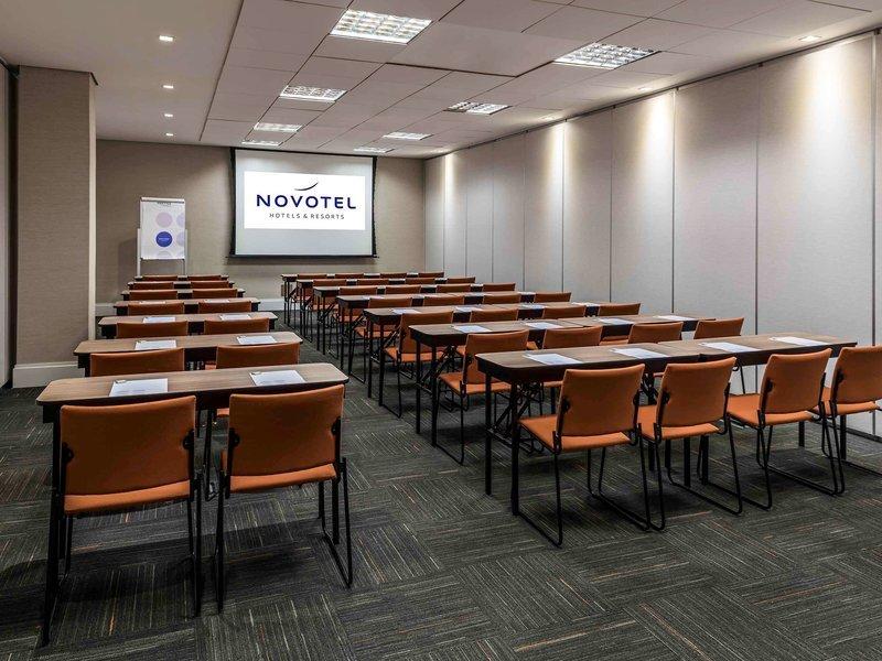 Novotel RJ Botafogo Konferenzraum