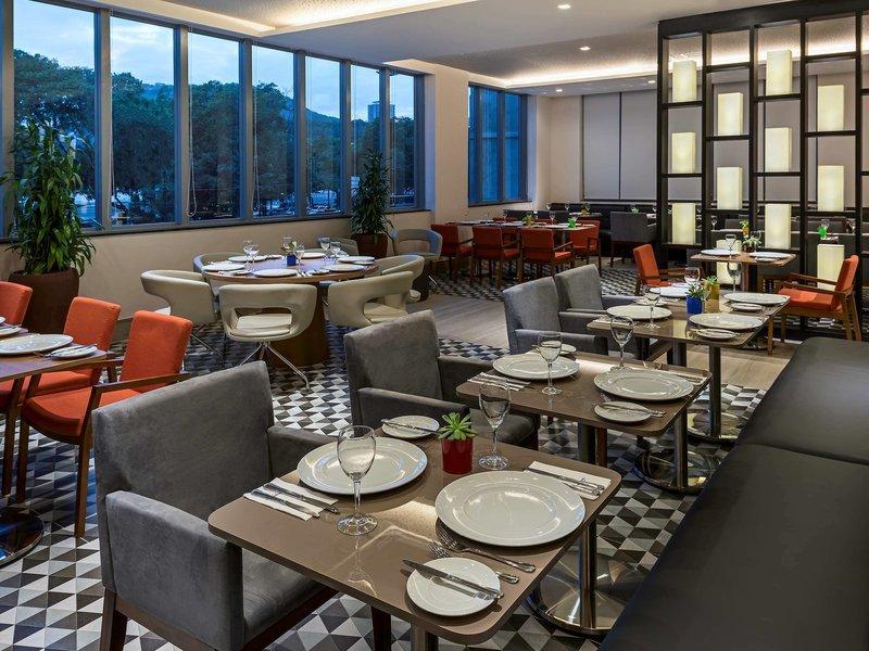 Novotel RJ Botafogo Restaurant