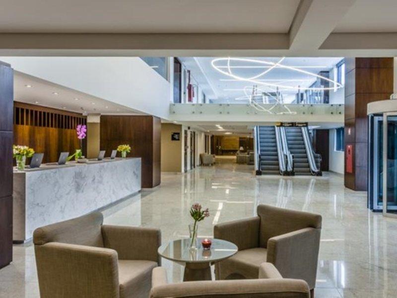 Blue Tree Premium Alphaville Lounge/Empfang