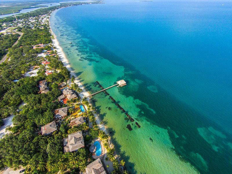 Robert´s Grove Beach Resort Strand