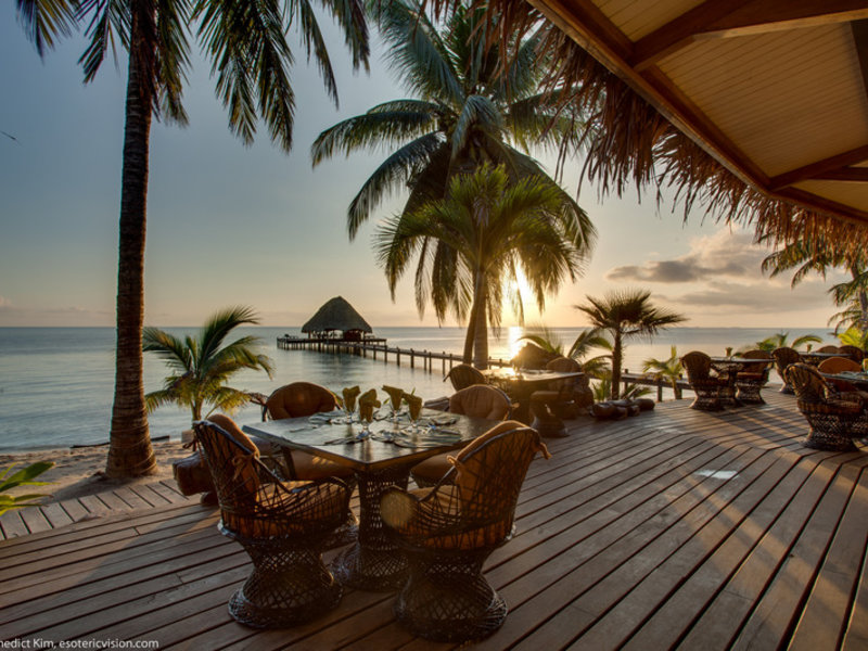 Robert´s Grove Beach Resort Restaurant