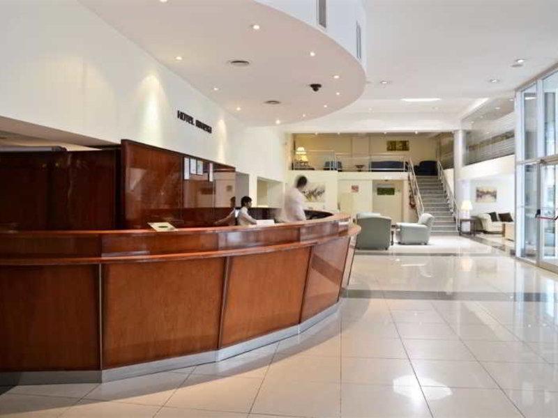Hotel Riviera Lounge/Empfang