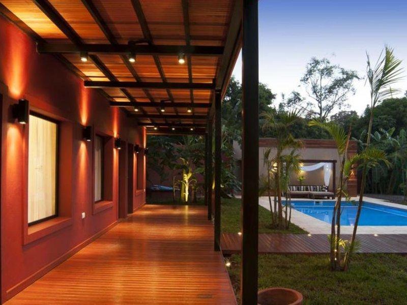 Costa Iguazu Apart Hotel Außenaufnahme