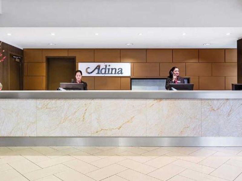 Adina Melbourne Northbank Lounge/Empfang