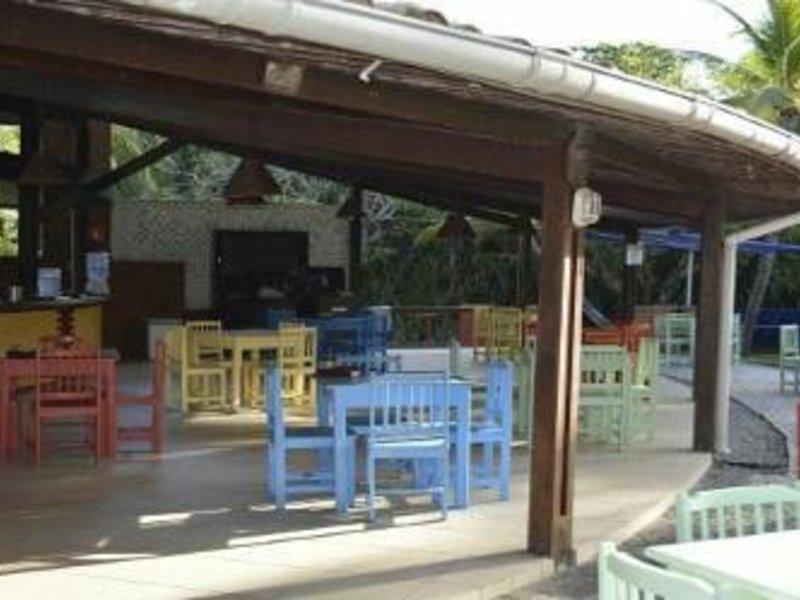 Pratagy Beach Resort Terrasse