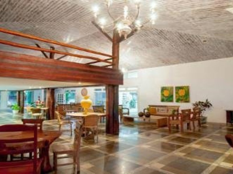 Pratagy Beach Resort Lounge/Empfang