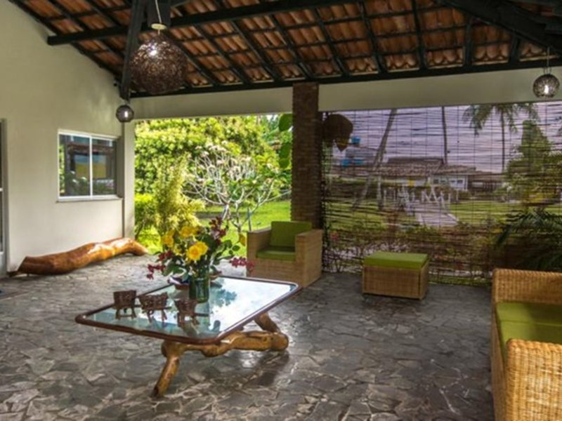 Village Paraiso Tropical Lounge/Empfang