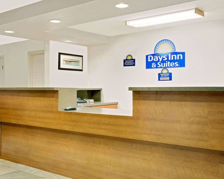 Days Inn & Suites Needles Lounge/Empfang