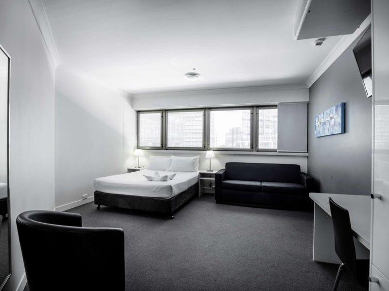 George Williams Hotel Wohnbeispiel