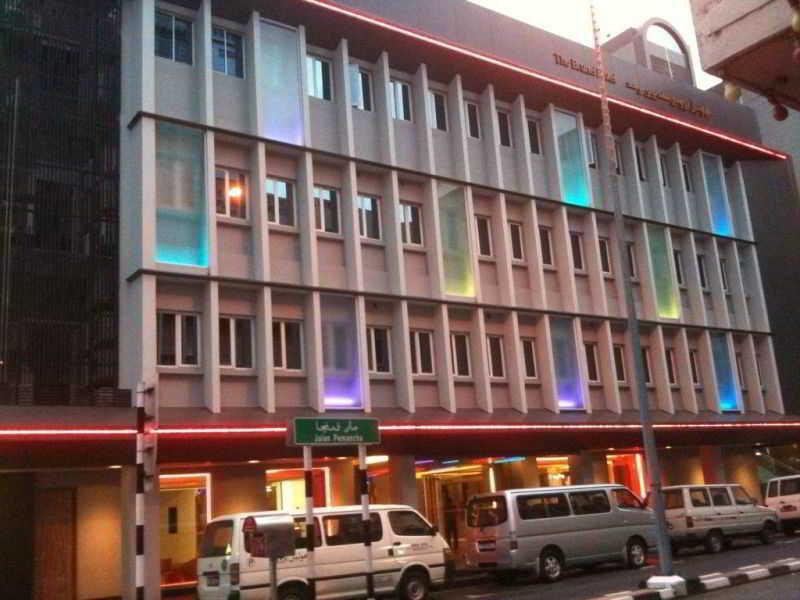The Brunei Hotel Außenaufnahme