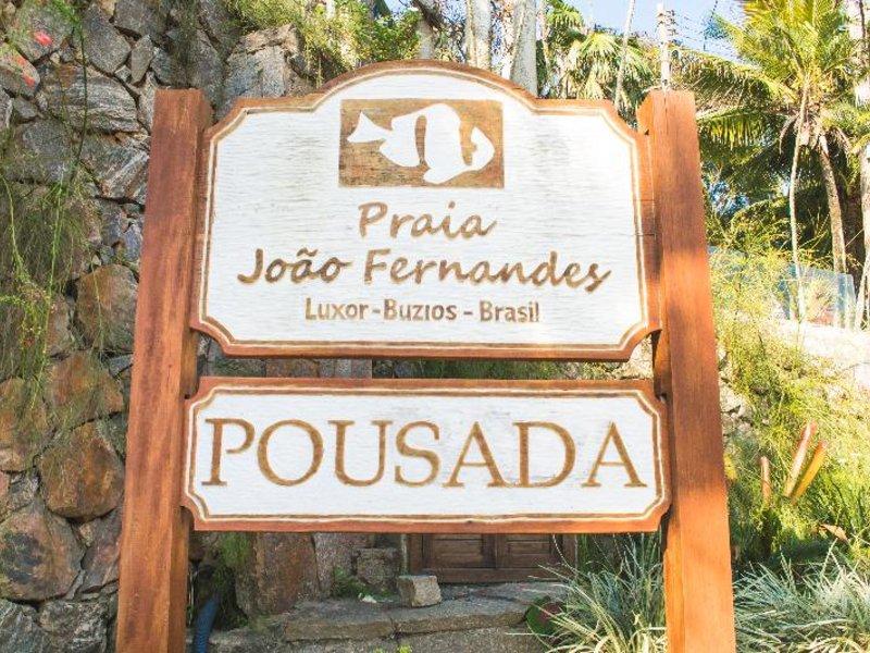 Pousada Praia Joao Fernandes Außenaufnahme