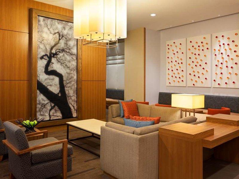 Hyatt Place Austin Downtown Lounge/Empfang