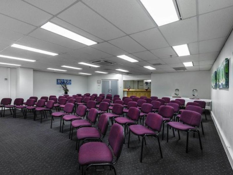 George Williams Hotel Konferenzraum