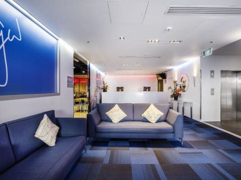 George Williams Hotel Lounge/Empfang