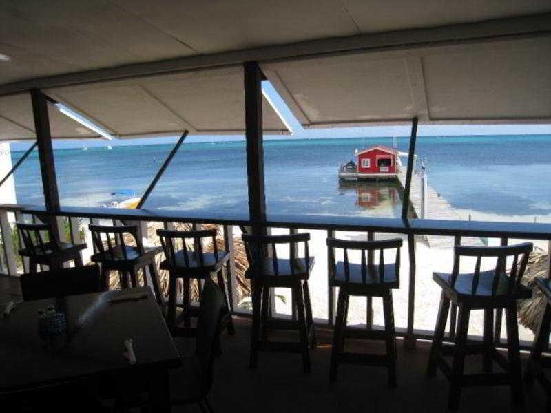 Exotic Caye Beach Resort Terrasse