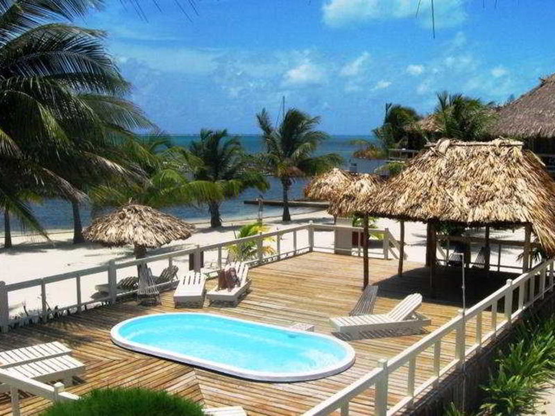 Exotic Caye Beach Resort Pool