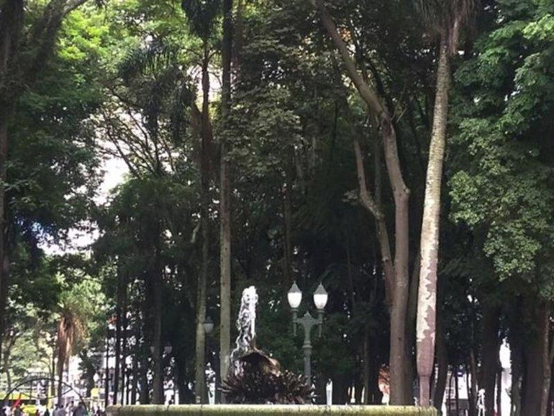 Bourbon Curitiba Convention Landschaft