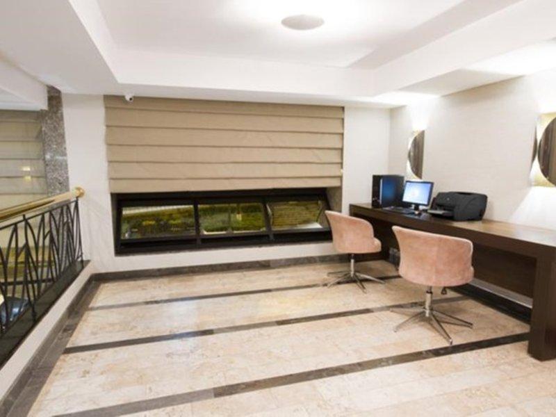 Bourbon Curitiba Convention Lounge/Empfang
