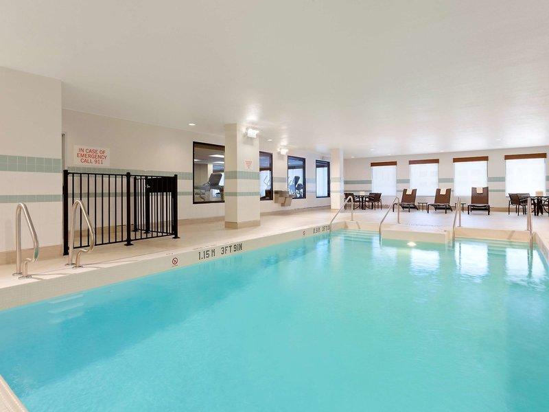 Hyatt Place Austin Downtown Pool