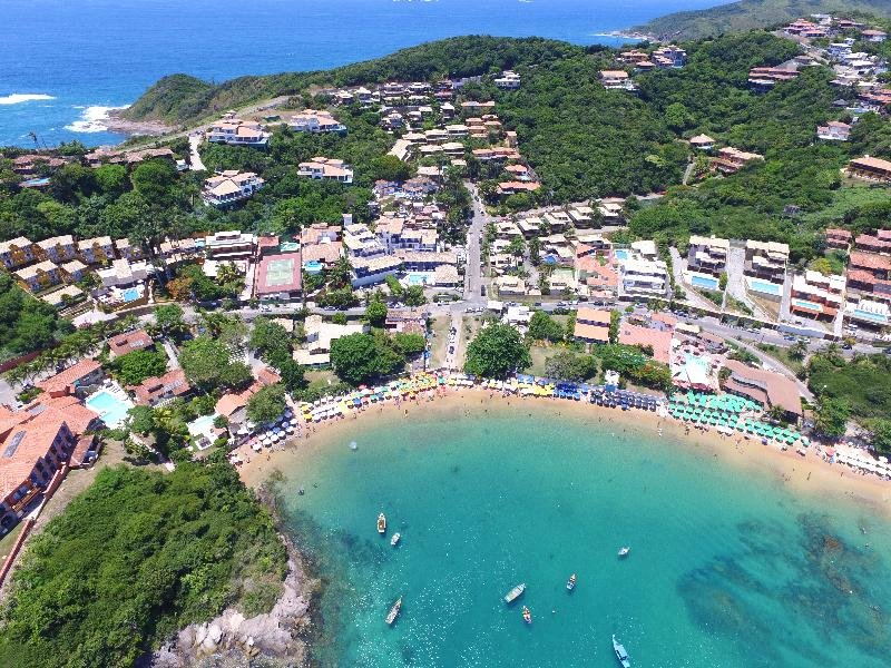 Pousada Praia Joao Fernandes Strand