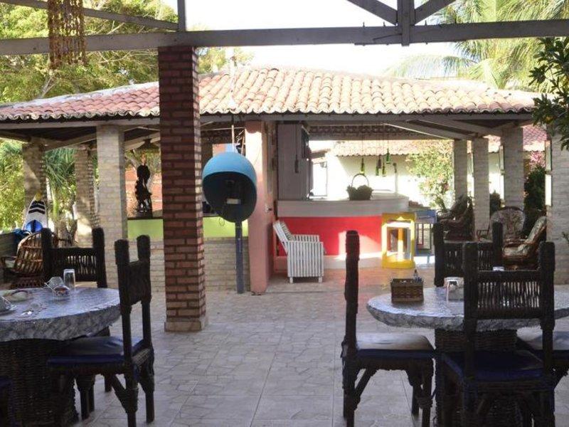 Pousada Hippopotamus Restaurant