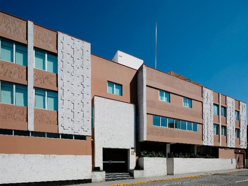 Casa Andina Standard Arequipa Außenaufnahme