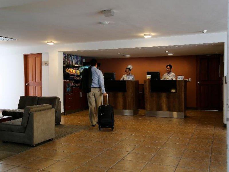 Casa Andina Standard Arequipa Lounge/Empfang