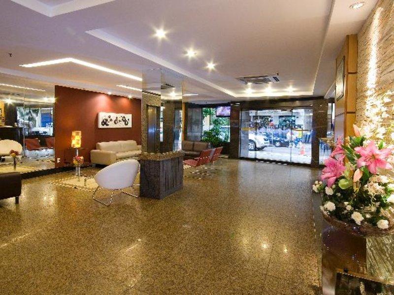 Hotel Rondonia Palace Lounge/Empfang