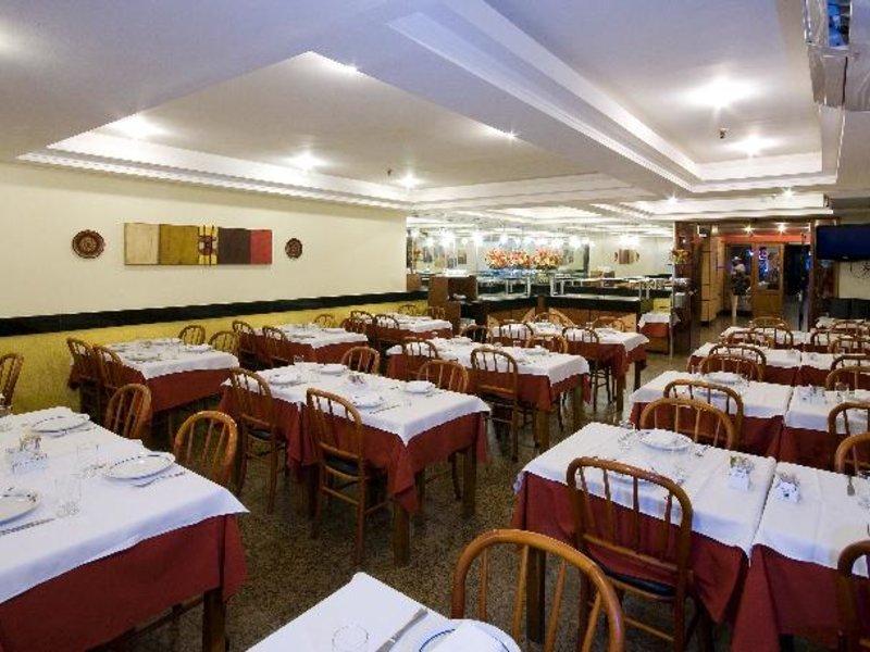Hotel Rondonia Palace Restaurant
