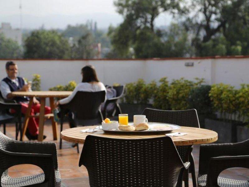 Casa Andina Standard Arequipa Terrasse
