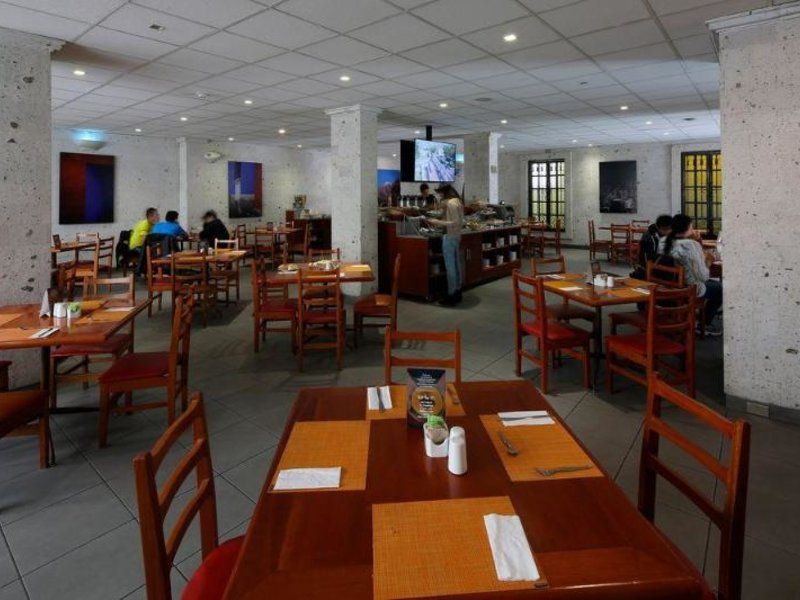 Casa Andina Standard Arequipa Restaurant