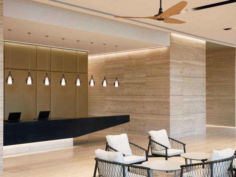Hyatt Place Melbourne Essendon Fields Lounge/Empfang