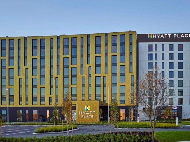 Hyatt Place Melbourne Essendon Fields Außenaufnahme