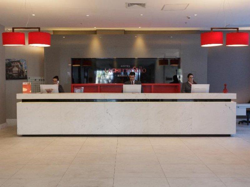 Laghetto Stilo Barra Rio  Lounge/Empfang
