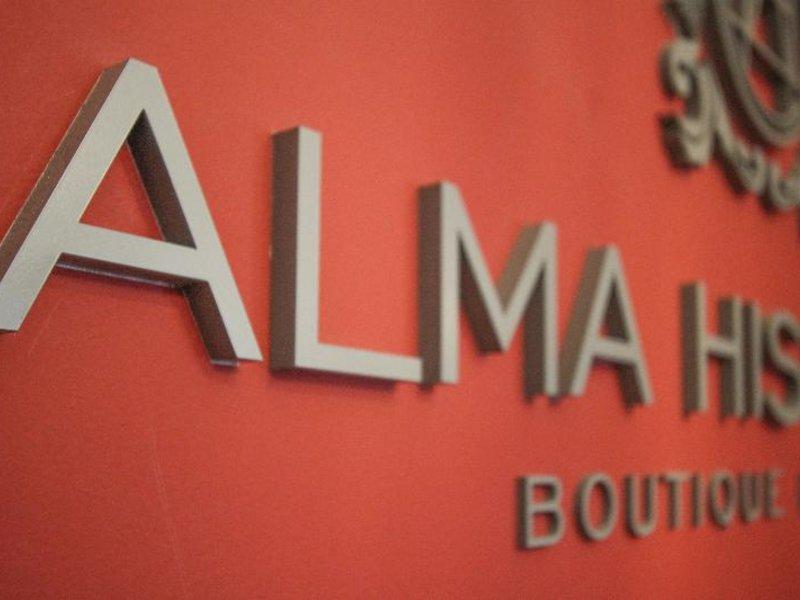 Alma Historica Boutique Hotel Außenaufnahme