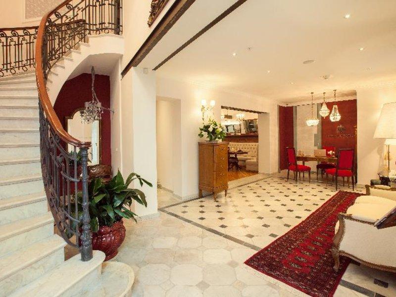 Alma Historica Boutique Hotel Lounge/Empfang