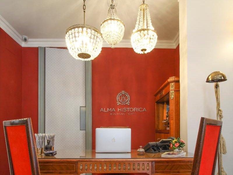 Alma Historica Boutique Hotel Wohnbeispiel