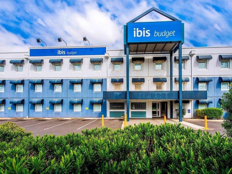 ibis budget Dandenong Außenaufnahme