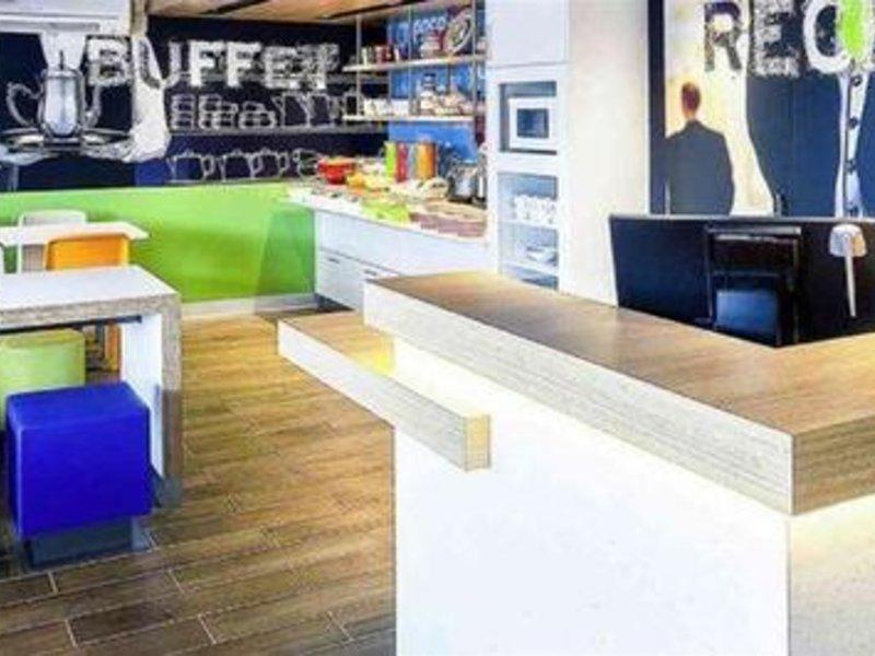 ibis budget Dandenong Lounge/Empfang