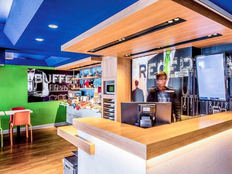 ibis budget Dandenong Restaurant