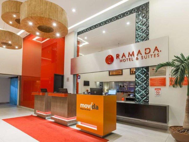 Ramada Recife Boa Viagem Lounge/Empfang