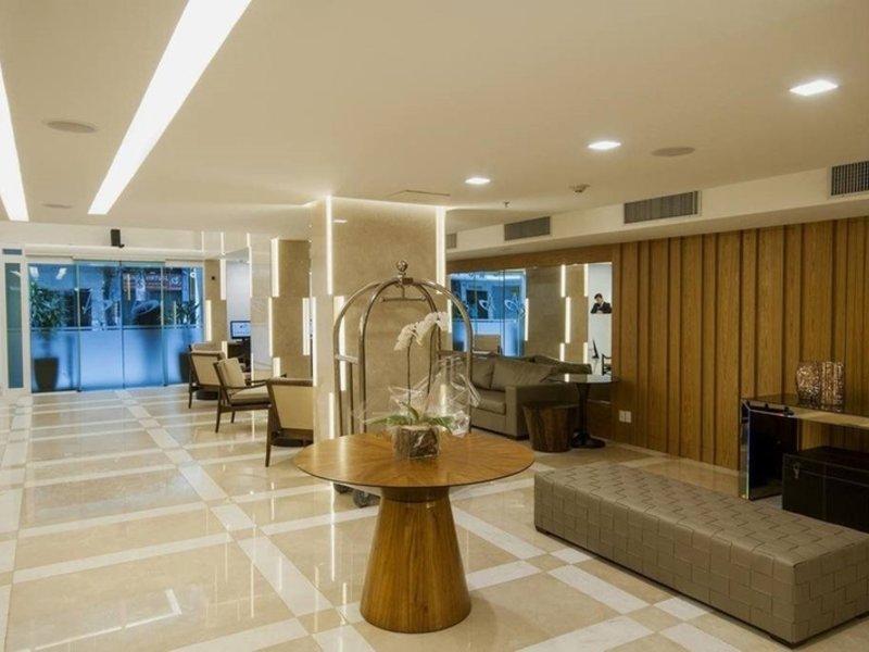 Americas Copacabana Lounge/Empfang