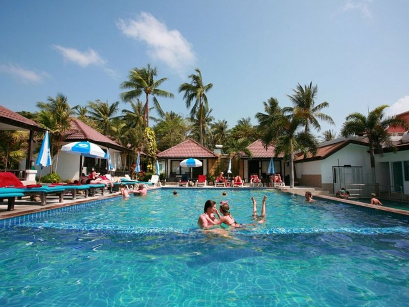 Orchid Residence Pool