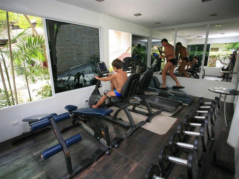 Orchid Residence Sport und Freizeit