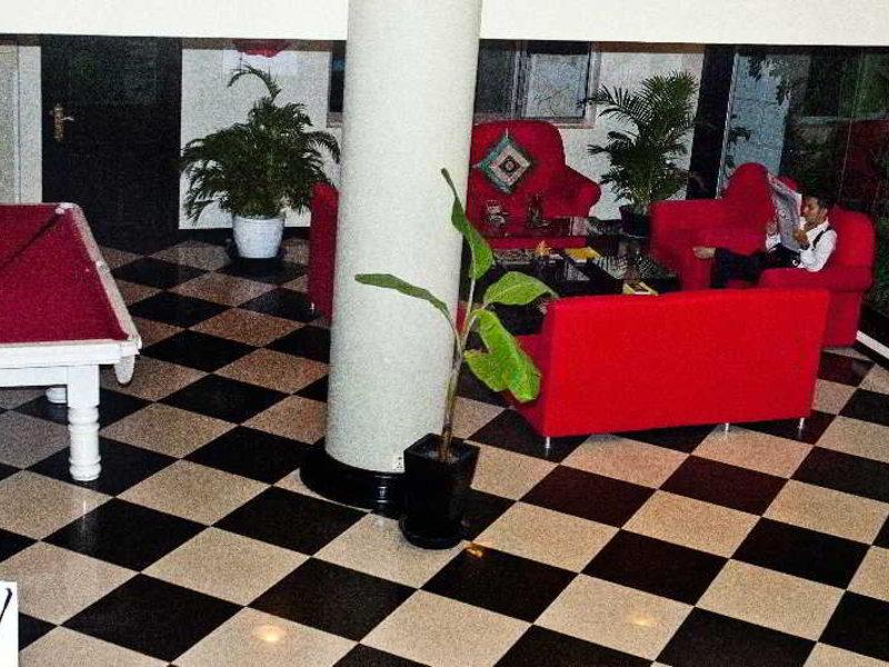 Angkor Panoramic Boutique Hotel Lounge/Empfang