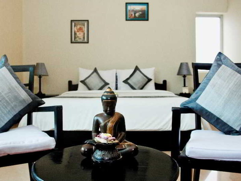 Angkor Panoramic Boutique Hotel Wohnbeispiel
