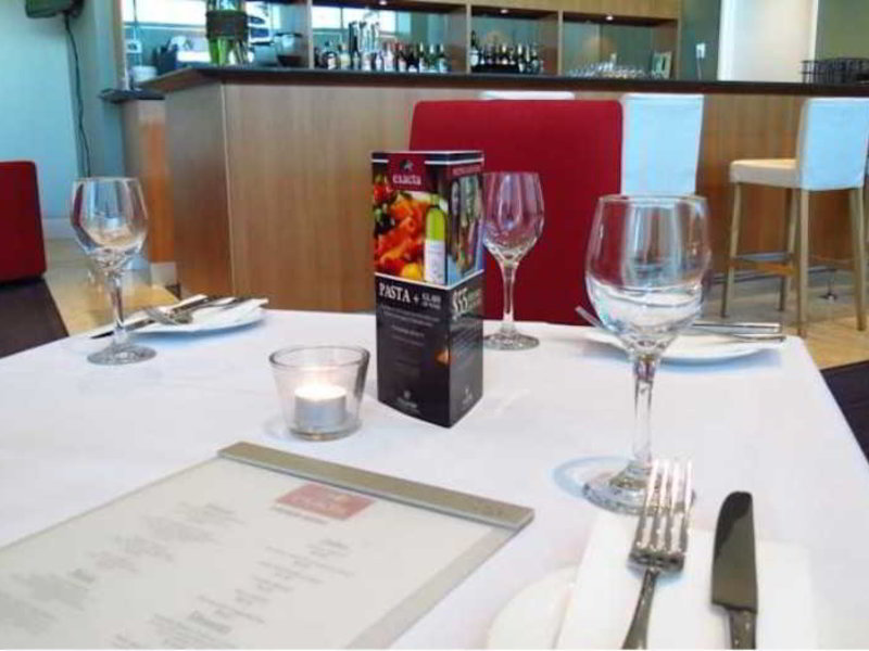 Waldorf Parramatta Apartment Hotel Restaurant