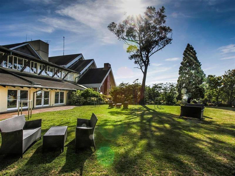 Fairmont Resort Blue Mountains Garten
