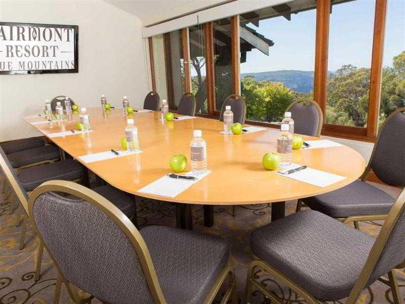 Fairmont Resort Blue Mountains Konferenzraum